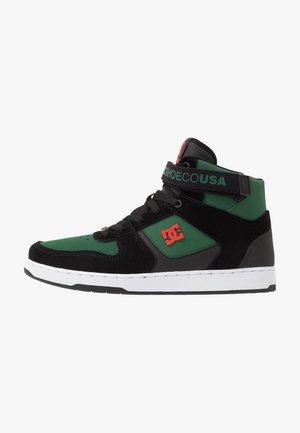 PENSFORD - Skateschoenen - green/black