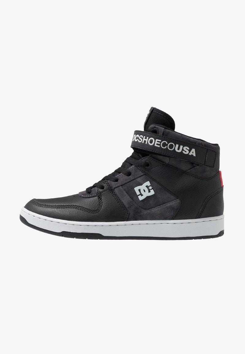 DC Shoes - PENSFORD SE - Skatesko - black/grey/red
