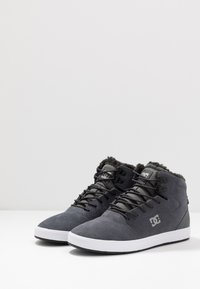 DC Shoes - CRISIS - Skatesko - charcoal grey - 2