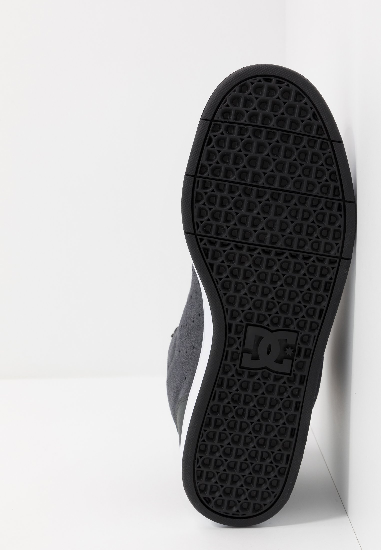 DC Shoes CRISIS HIGH WNT - Höga sneakers - charcoal grey