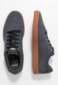 DC Shoes - CRISIS - Obuwie deskorolkowe - charcoal - 1