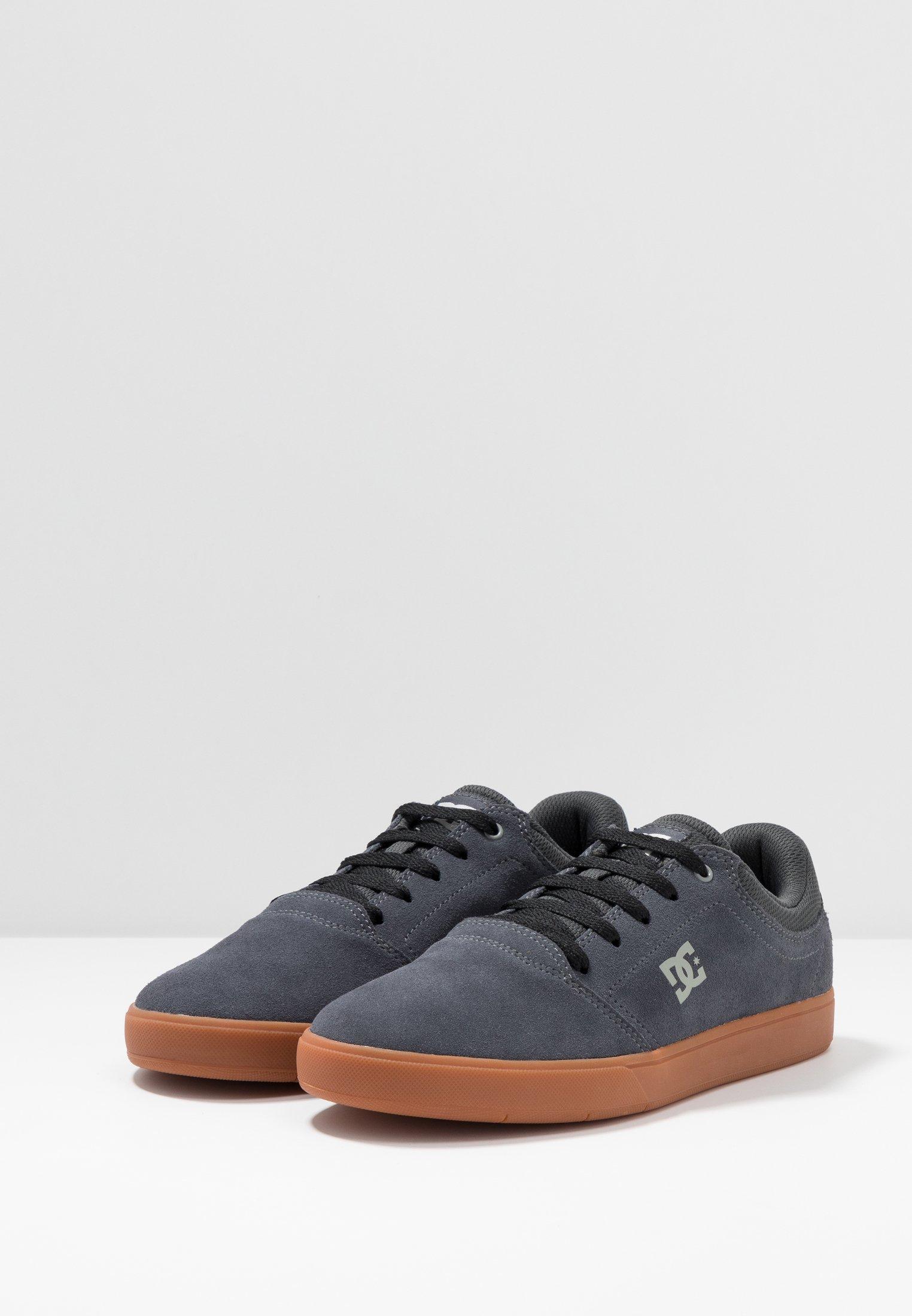 Skate De Charcoal Dc Shoes CrisisChaussures 1c3uTKJlF