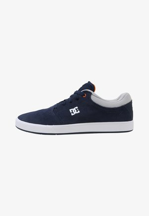 CRISIS - Skate shoes - navy/grey