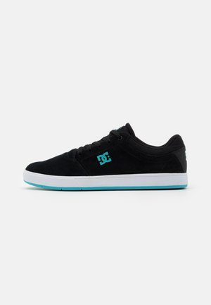 CRISIS - Skate shoes - black/turk blue