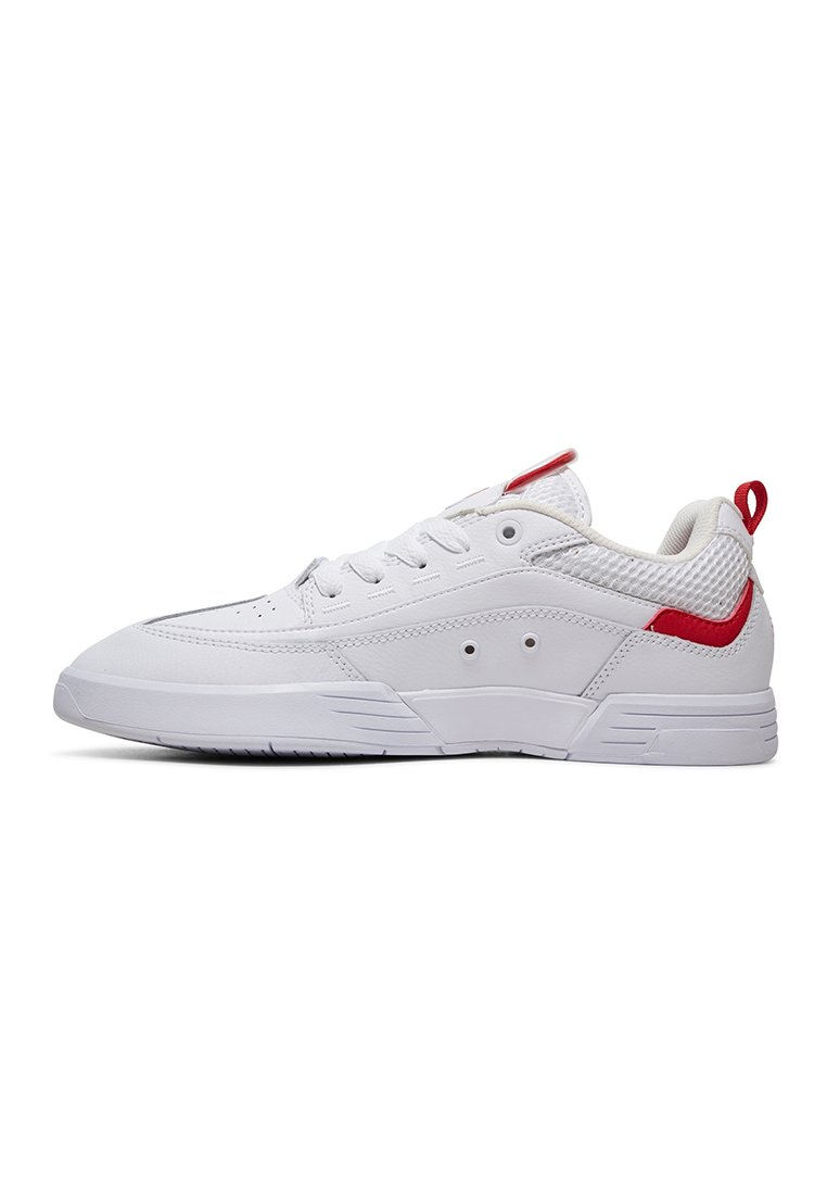 Dc Shoes Legacy 98 Slim - Baskets Basses White/red