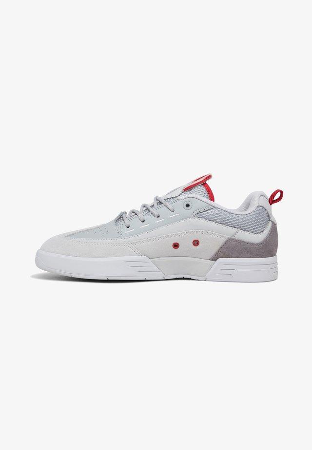LEGACY 98 SLIM - Sneakers laag - grey/dark red