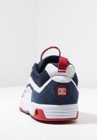 DC Shoes - LEGACY 98 SLIM - Chaussures de skate - navy/red - 3