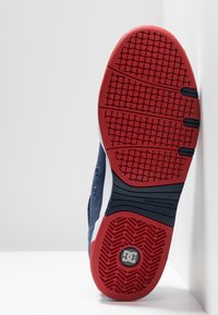 DC Shoes - LEGACY 98 SLIM - Chaussures de skate - navy/red - 4