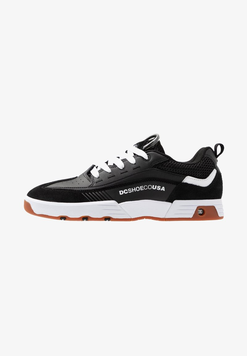 DC Shoes - LEGACY 98 SLIM - Skatesko - black/white