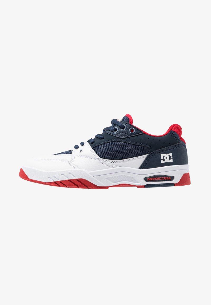 DC Shoes - MASWELL - Obuwie deskorolkowe - navy/white