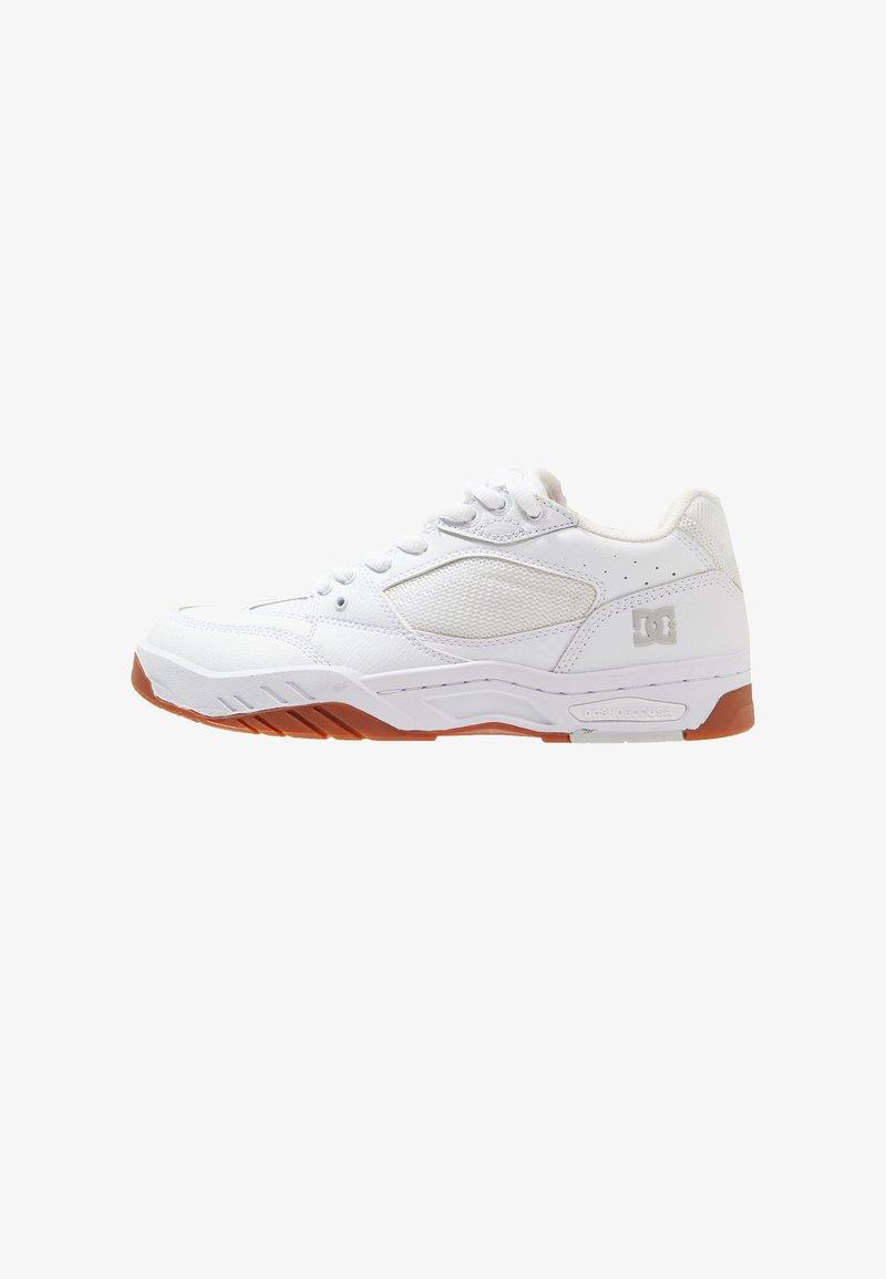 DC Shoes - MASWELL - Skateschoenen - white
