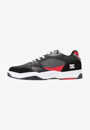 MASWELL - Skate shoes - white/black/red