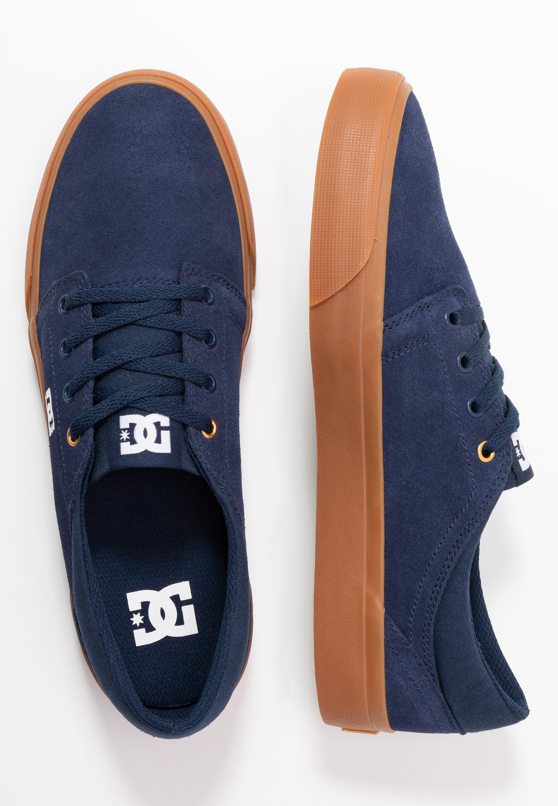 DC Shoes TRASE - Baskets basses - navy