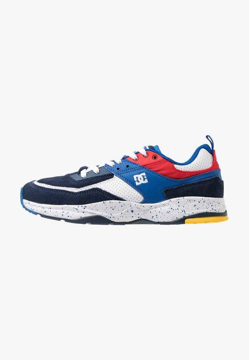 DC Shoes - E.TRIBEKA SE - Skate shoes - black/blue/red