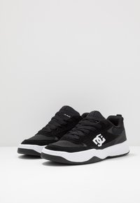 DC Shoes - PENZA - Trainers - black/white - 2