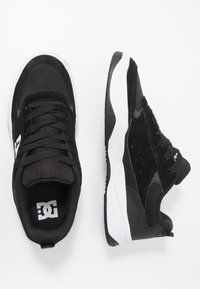 DC Shoes - PENZA - Trainers - black/white - 1