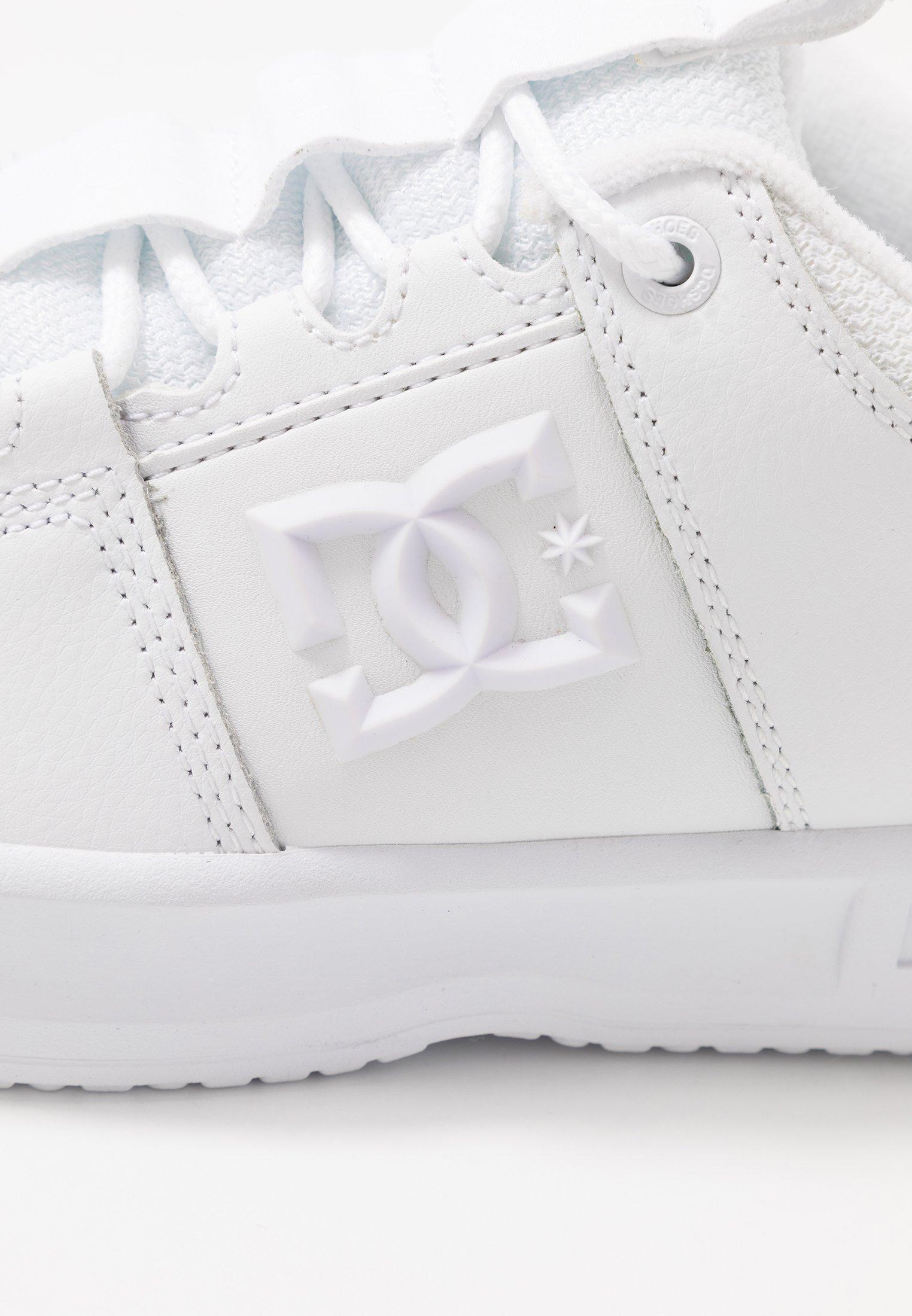 Dc Shoes Lynx - Baskets Basses White