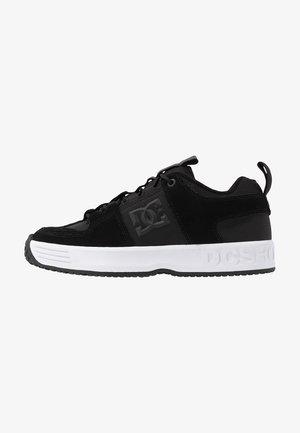 LYNX - Trainers - black/white