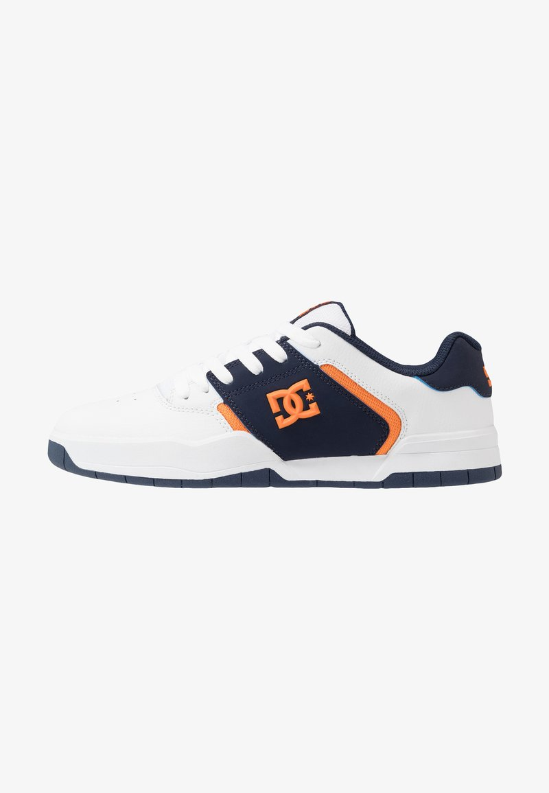 DC Shoes - CENTRAL - Skateschoenen - white/navy