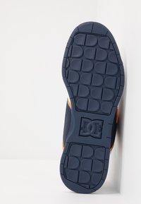 DC Shoes - CENTRAL - Skateschoenen - white/navy - 4