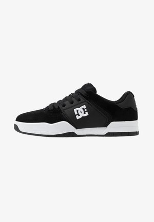 CENTRAL - Zapatillas skate - black/white
