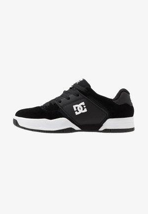 CENTRAL - Skate shoes - black/white