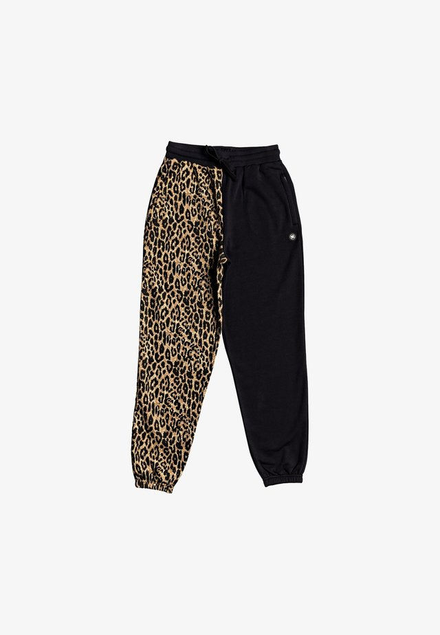 Trousers - leopard fade