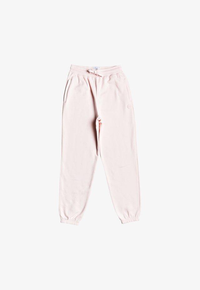Trousers - pink dogwood
