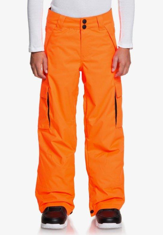 DC Shoes - DC SHOES™ BANSHEE - SCHNEEHOSE FÜR JUNGEN 8-16 EDBTP03011 - Pantalon de ski - shocking orange
