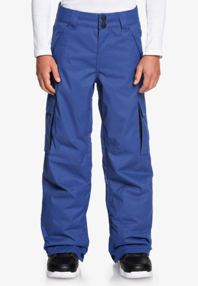 DC SHOES™ BANSHEE - SCHNEEHOSE FÜR JUNGEN 8-16 EDBTP03011 - Snow pants - monaco blue