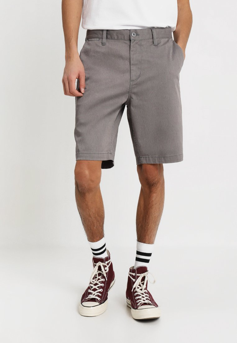 DC Shoes - WORKER STRAIGHT - Shorts - grey heather