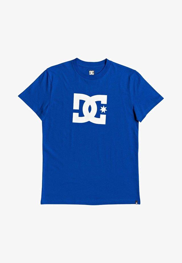 STAR - T-Shirt print - nautical blue/white