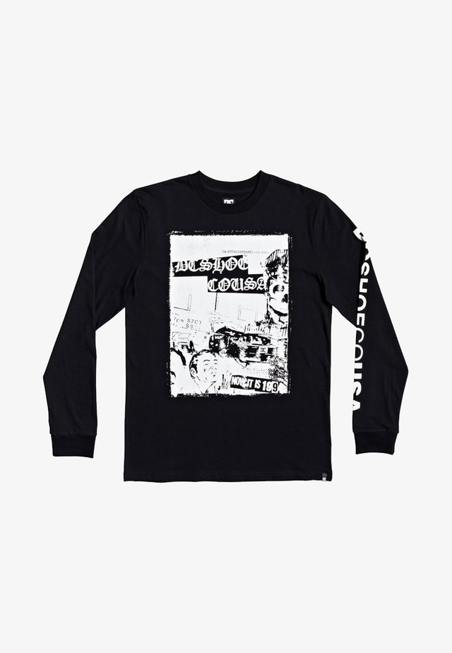 PIONEER SKY - Long sleeved top - black