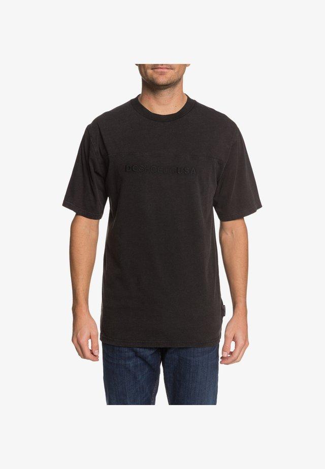 DC SHOES™ ROSEBURG - T-SHIRT FÜR MÄNNER EDYKT03483 - T-Shirt basic - black