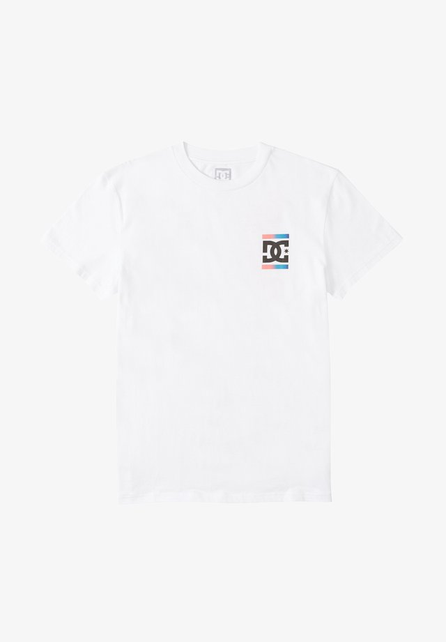 WAVY - Print T-shirt - white
