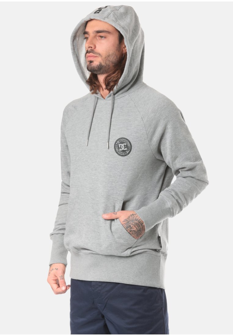DC Shoes - Hoodie - gray