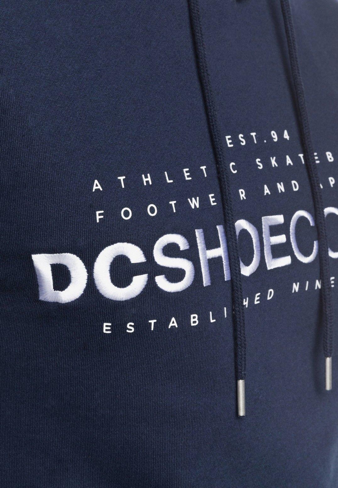 DC Shoes HAZEN - Sweat à capuche - black iris