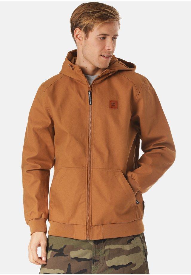 ELLIS - Outdoorjas - orange