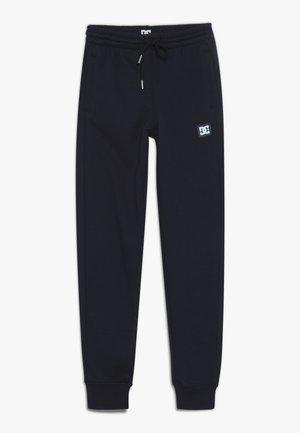 REBEL PANT - Pantalon de survêtement - dark indigo