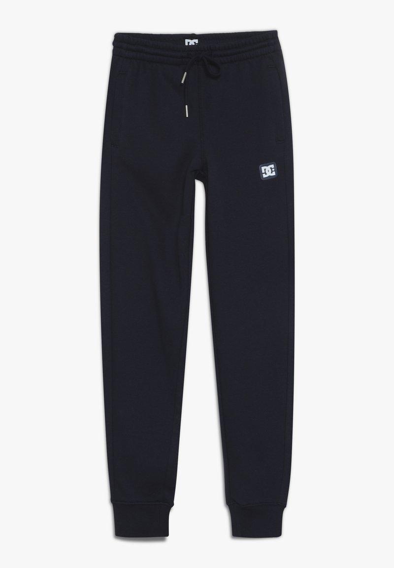 DC Shoes - REBEL PANT - Pantalones deportivos - dark indigo