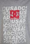 DC Shoes - DEVIATION BOY - Camiseta estampada - grey heather