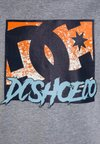 DC Shoes - WINDOW DOWN BOY - T-Shirt print - grey heather