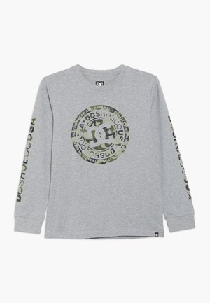 CIRCLE STAR BOY - T-shirt à manches longues - grey heather