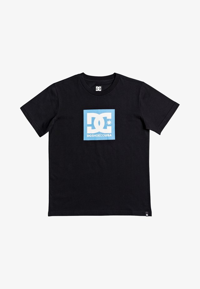 SQUARE STAR  - T-shirt print - black