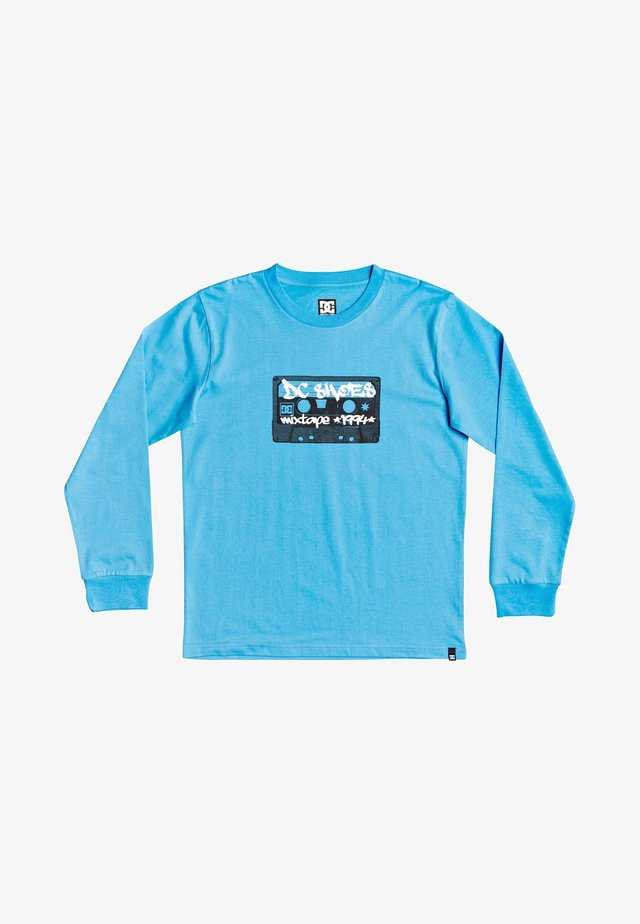 DC SHOES™ MIXTAPE 94 - T-SHIRT FÜR JUNGEN 8-16 EDBZT03396 - Long sleeved top - bonnie blue