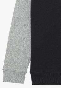 DC Shoes - CIRCLE STAR CREW RAGLAN BOY - Sweatshirts - black/grey heather/snow white - 2
