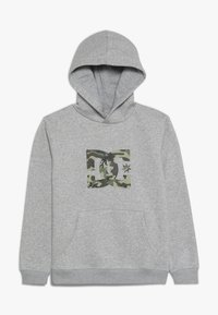 DC Shoes - STAR BOY - Hættetrøjer - grey heather - 0