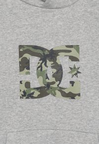 DC Shoes - STAR BOY - Hættetrøjer - grey heather - 4