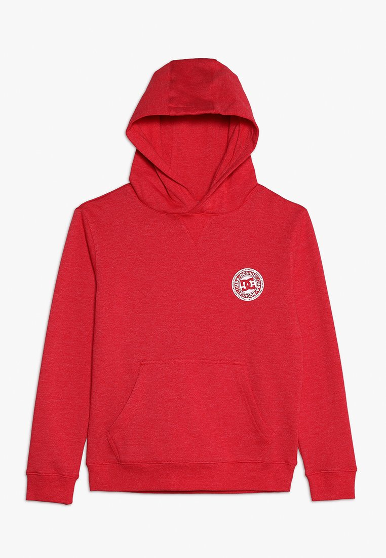 DC Shoes - REBEL BOY - Kapuzenpullover - racing red