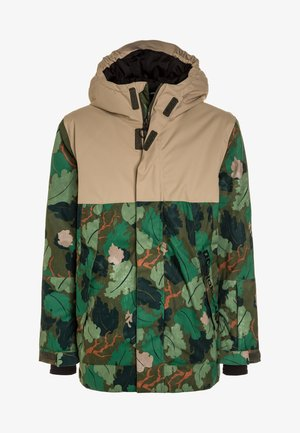DEFY YOUTH  - Winter jacket - chive leaf